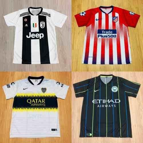 ce63fb9f23 ... Kit 10 Camisetas De Time Atacado Futebol 100 Modelos 2018 - R 195 .