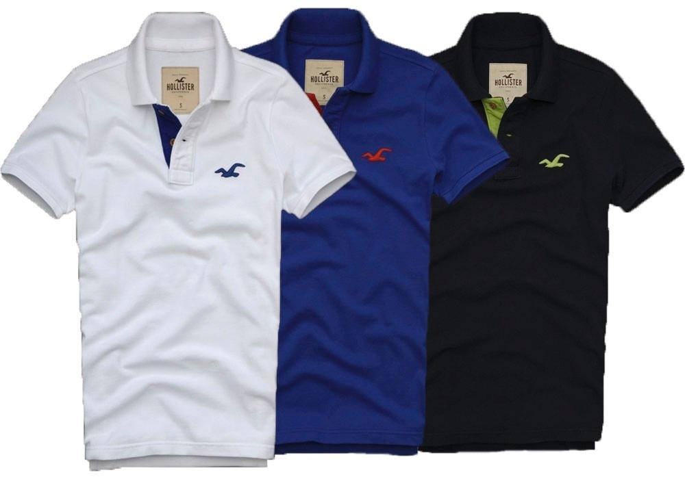 Kit 10 Camisetas Gola Polo Marcas De Grife Frete Gratis - R  249 f1ee6308e4e