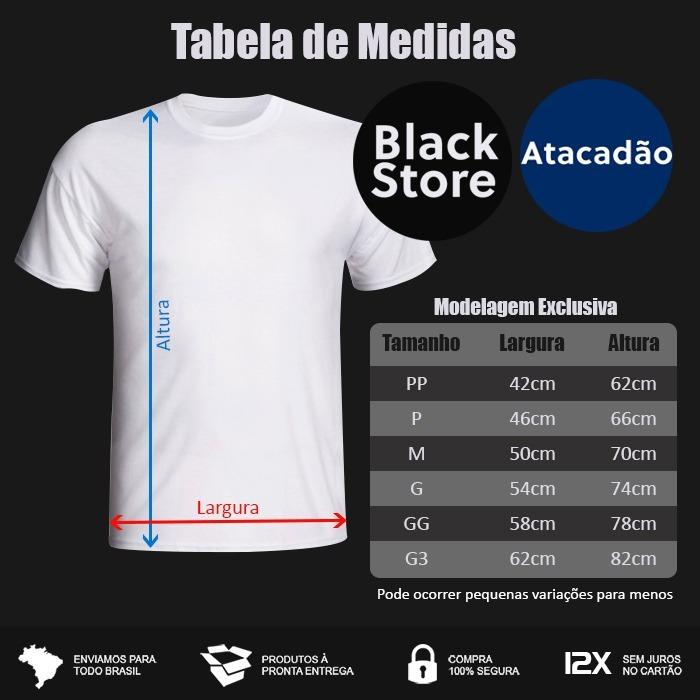 468403a20a Kit 10 Camisetas Lisas Masculina Baratas Algodão Malha Macia - R ...