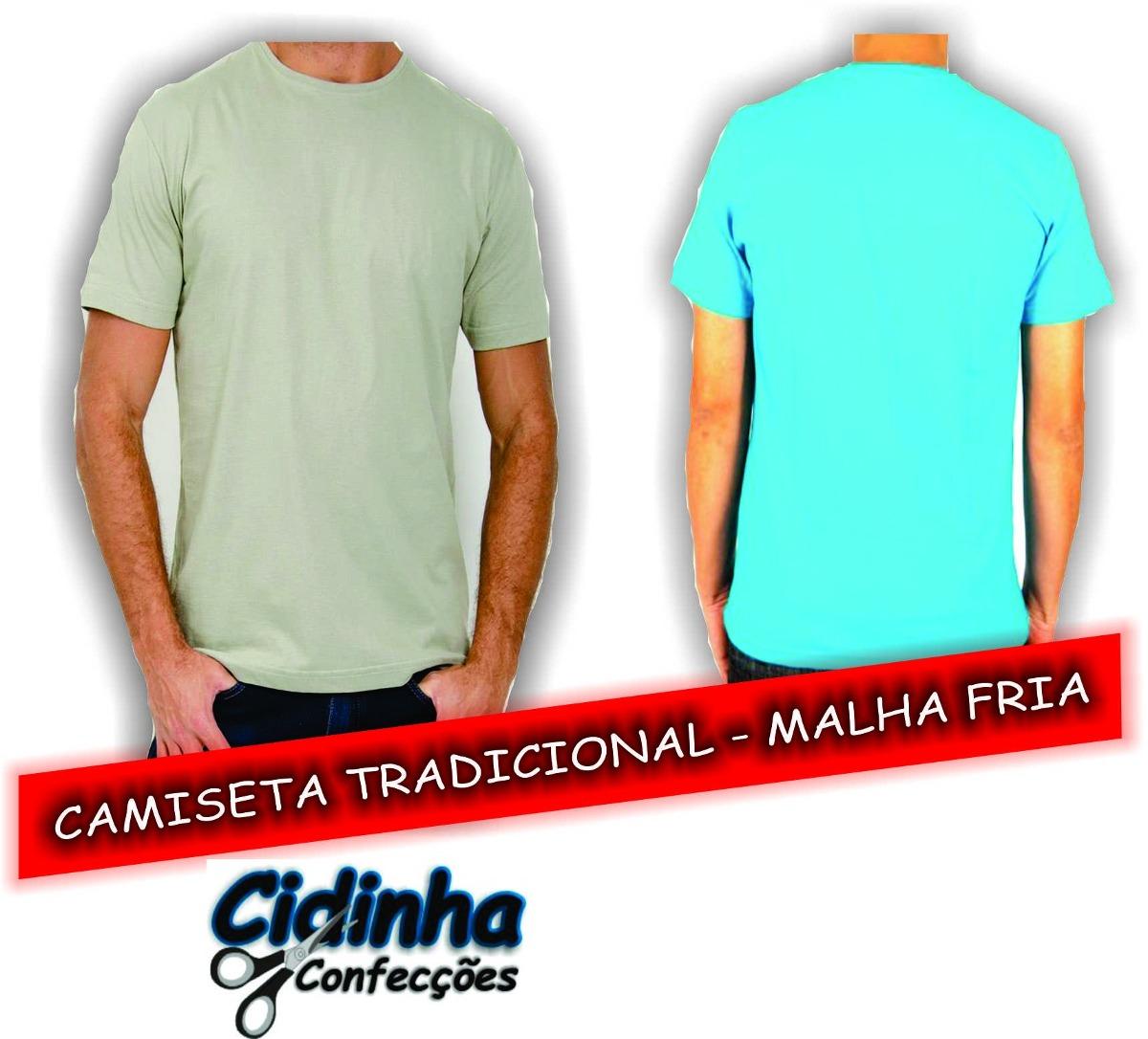 kit 10 camisetas malha fria. Carregando zoom. 2d560fa21774a
