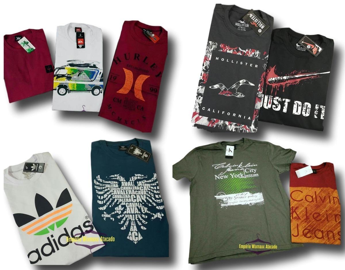 021ee0fc62adb kit 10 camisetas masculina camisa blusa baratas atacado. Carregando zoom.