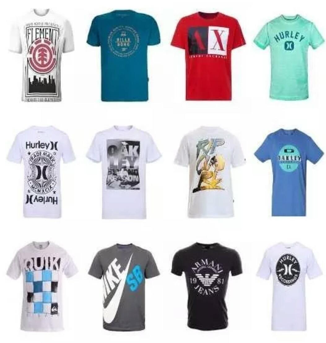 9b5210e0c8f54 kit 10 camisetas masculinas revenda atacado. Carregando zoom.