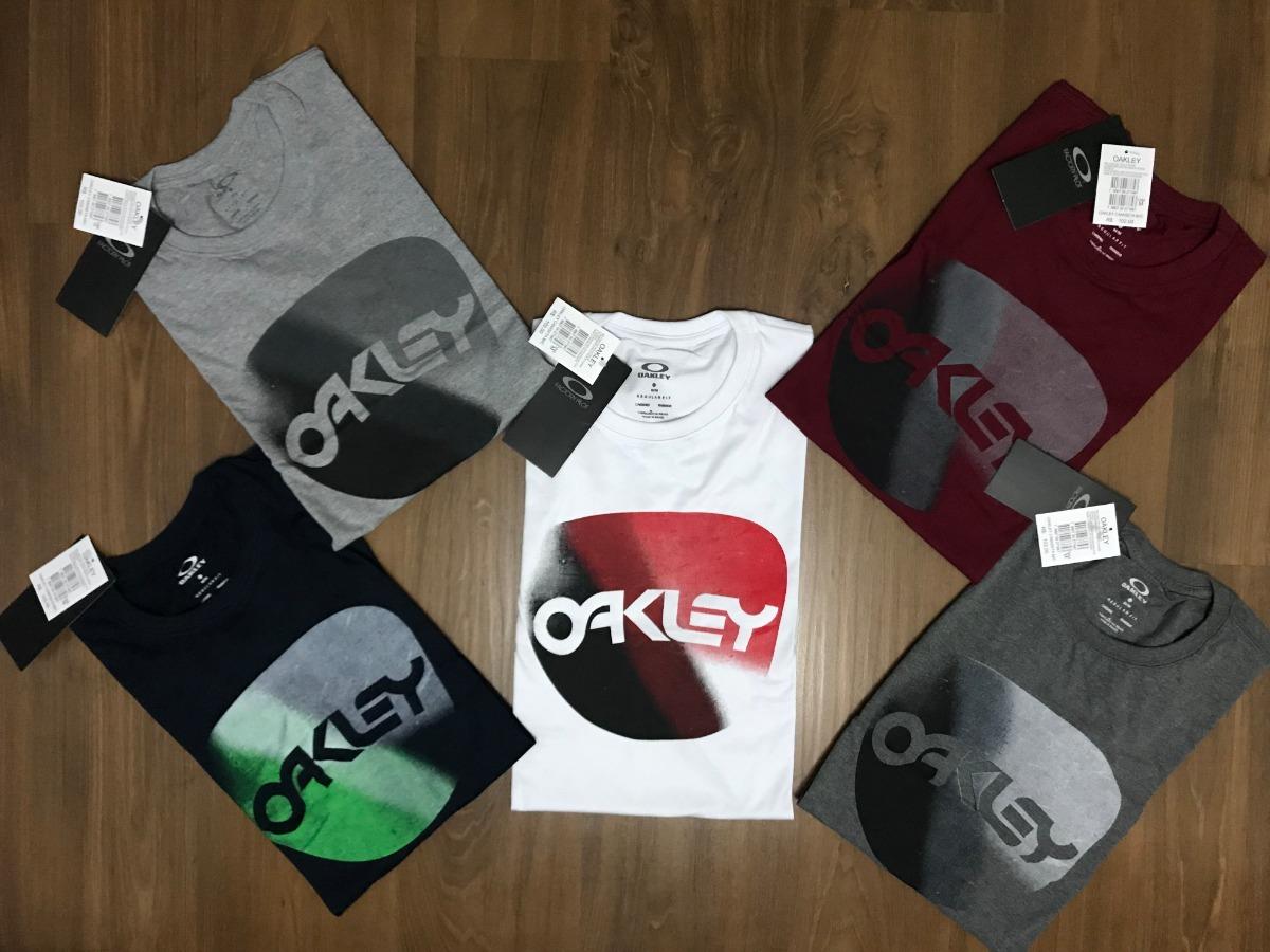 Kit 10 Camisetas Oakley Mcd Lost Atacado Revenda - Ands - R  298 30974e30d46