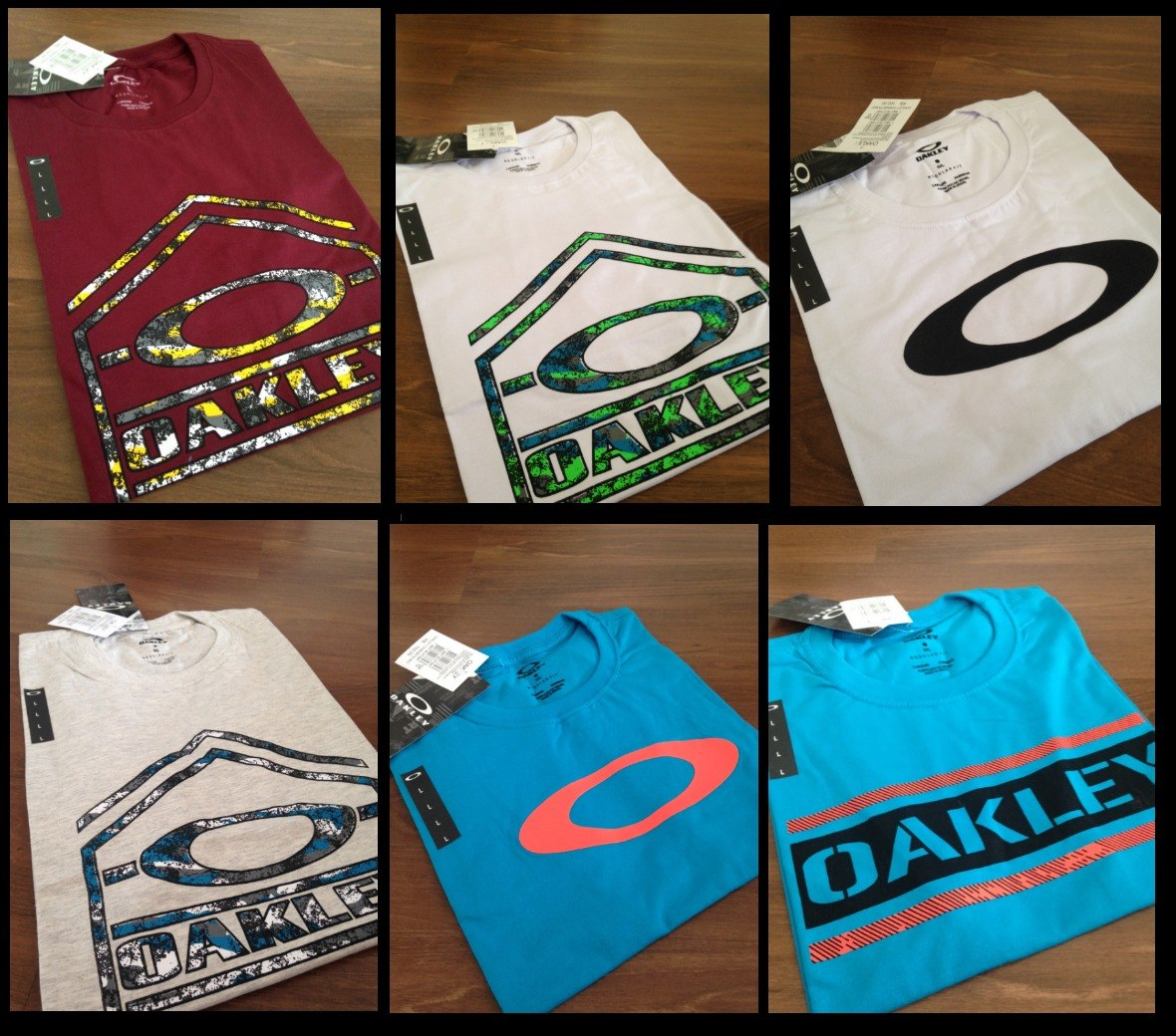 Camisetas Oakley Atacado « One More Soul 2bc5feea7f1