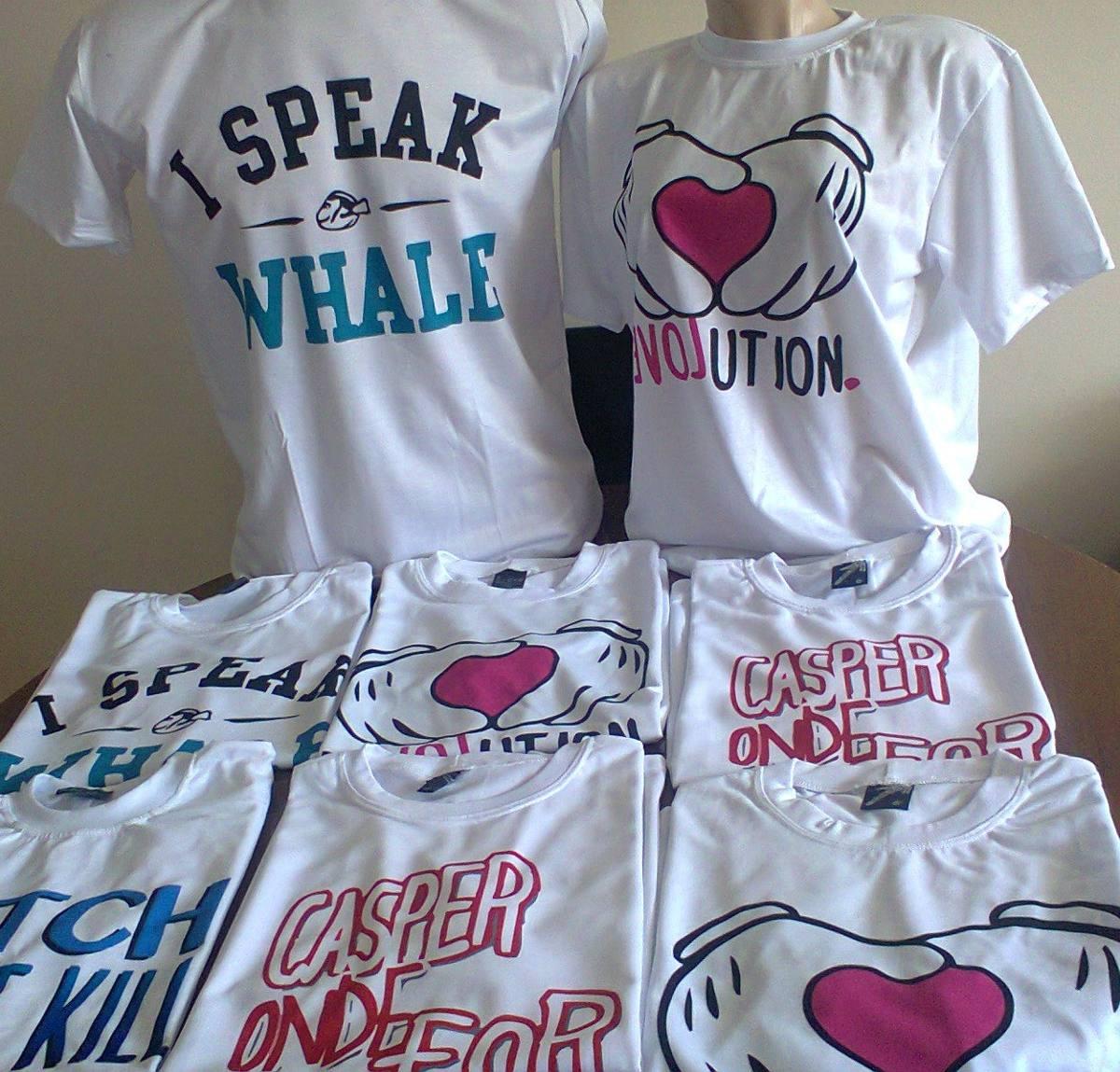 Kit 10 Camisetas Personalizadas Em Porto Alegre - R  259 e99866f64bfe3