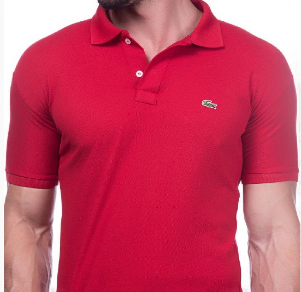 f78c09ff38 Kit 10 Camisetas Polo De Marcas - R  199