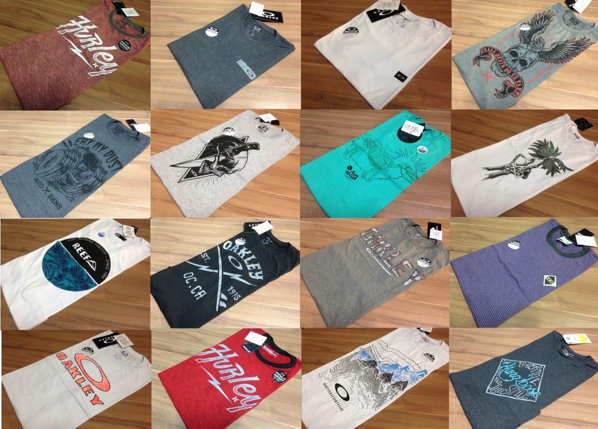 fba2497622 kit 10 camisetas regata oakley mcd oakley lost lancamento. Carregando zoom.