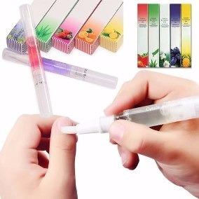 kit 10 canetas óleo revitalizador de cutículas + barato
