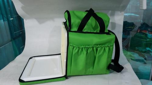 kit 10 capas mochila app  delivery  44 litros cores sortidas