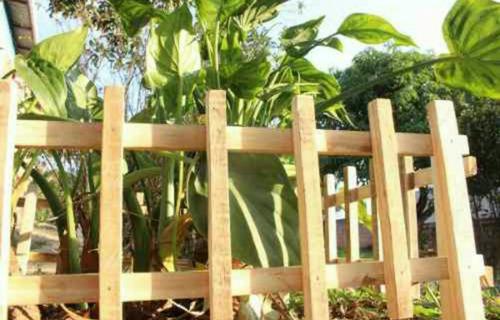 cerca para jardim mercadolivreKit 10 Cercas Para Jardim E Horta