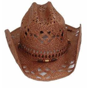 e9e61720c15a4 Kit 10 Chapéu Cowboy Tipo Palha Barreto Atacado Revendedor - R  399 ...