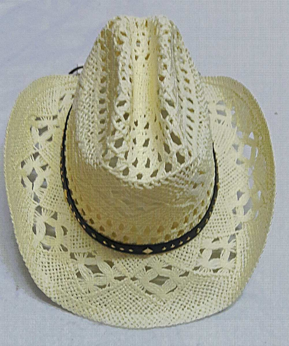 5d1dce1039681 kit 10 chapéu marrom country cowboy festa vaquejada atacado. Carregando  zoom.