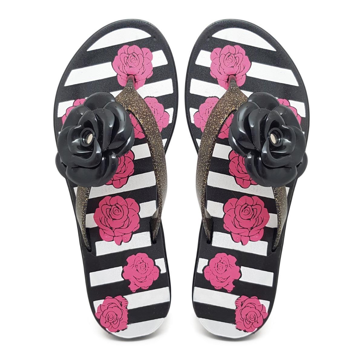 a8f366ab7a kit 10 chinelo sandália estampa laço flor rosa atacado k79. Carregando zoom.