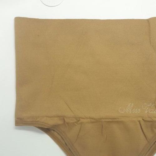 kit 10 cinta modeladora calcinha segura barriga atacado