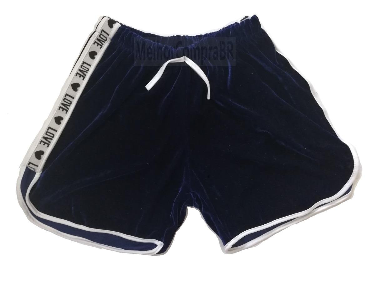 kit 10 conjunto cropped e shorts love veludo molhado atacado. Carregando  zoom. 6cca78cd3ee35