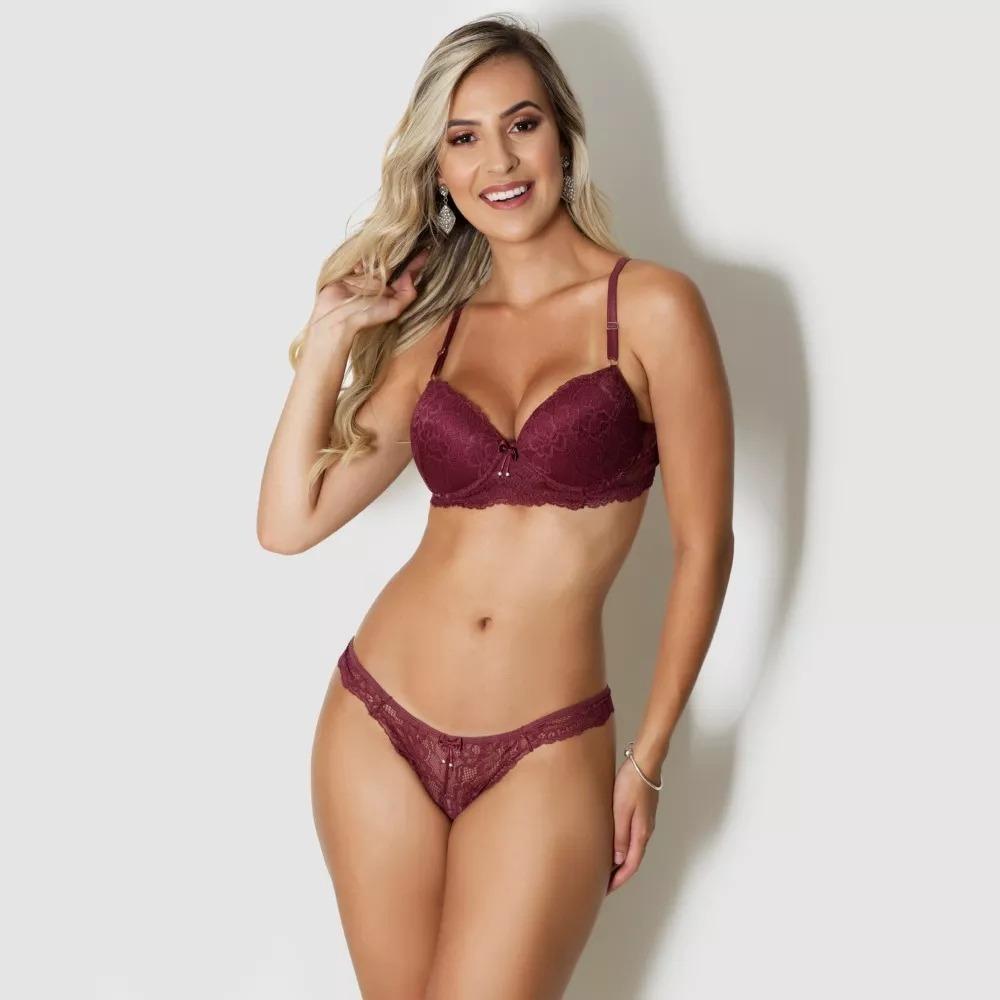 f6a189acc kit 10 conjuntos lingerie atacado preço baixo para revenda. Carregando zoom.