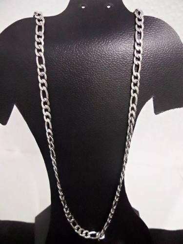 kit 10 correntes masculinas aço inox + 2 pulseiras atacado
