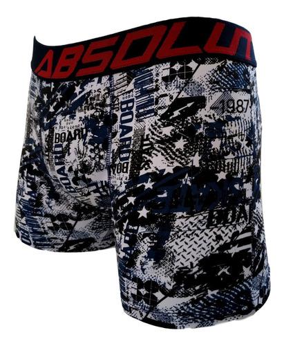 kit 10 cuecas box boxer microfibra estampadas originais