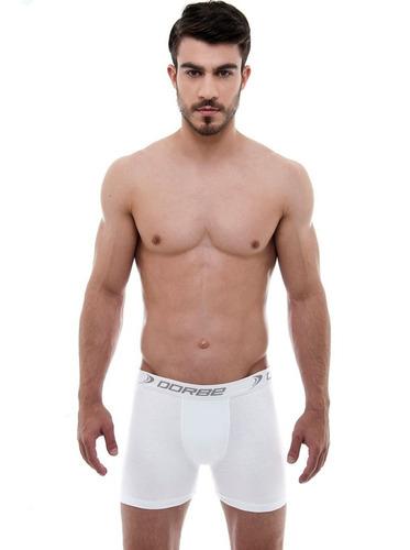 kit 10 cuecas boxer dorbe algodão. produto de qualidade.