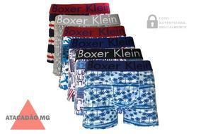 d772a24a7 Kit Com 10 Cuecas Calvin Klein Estampadas Original - Cuecas no ...