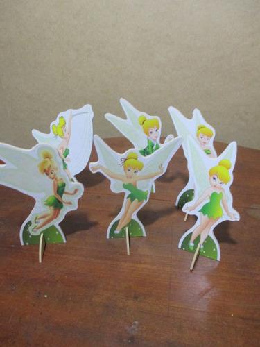 kit 10 display sininho decoração, de mesa,festa