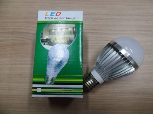 kit 10 lampadas led 5w bivolt e27 80% economia bivolt branco