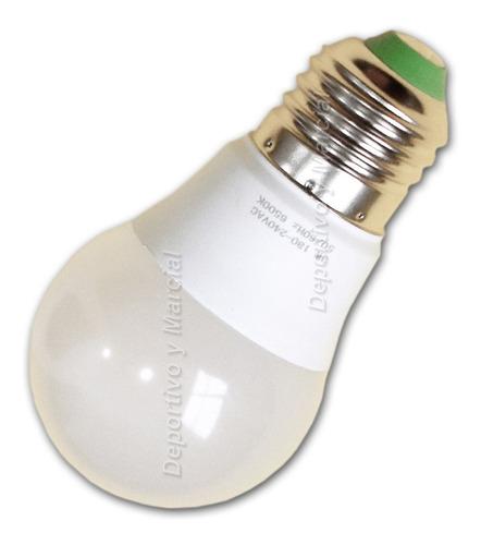kit 10 lamparas efficient led 9w = 70 watts bulbo cuotas