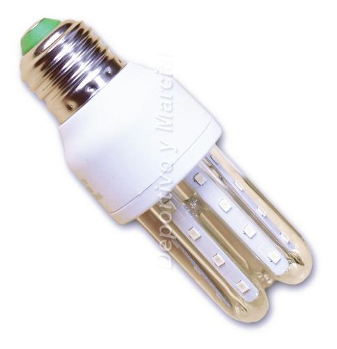 kit 10 lamparas tubos efficient led 5w = 40 watts eco cuotas