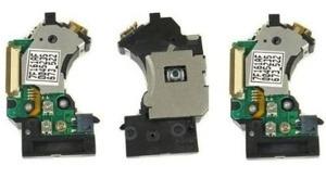 kit 10 leitor óptico playstation 2 ps2 slim óptica canhão