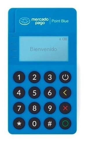 kit 10 maquina ,maquineta de cartão point mini + adesivo