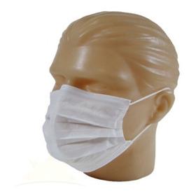 Kit 10 Máscaras Lavável Não Descartável Com Elástico