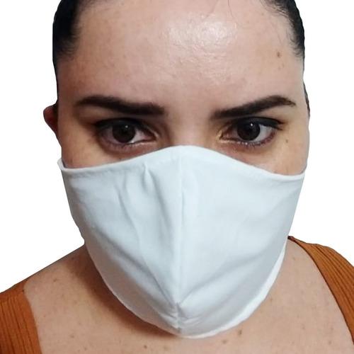 kit 10 máscaras proteção respiratória tecido envio imediato