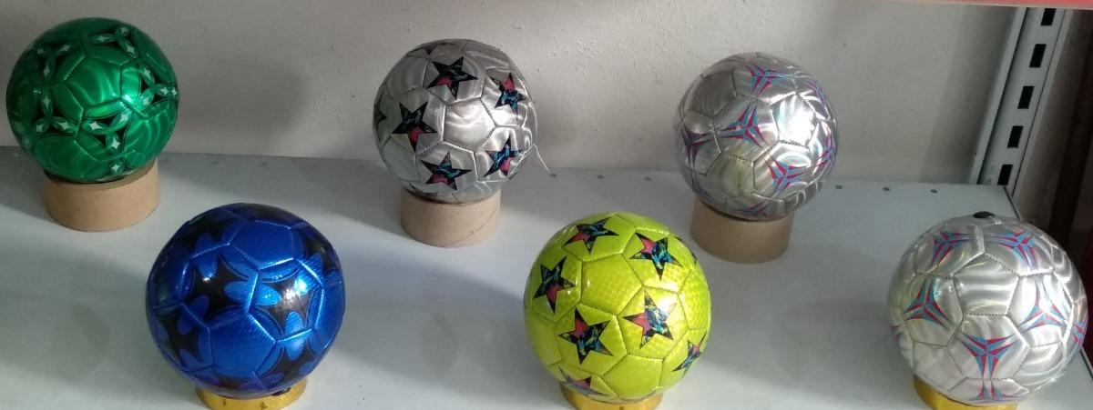 b029cc71c0 kit 10 mini bolas de futebol quadra campo society brilhosas. Carregando  zoom.