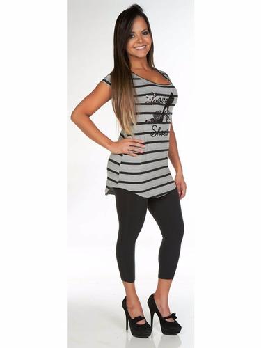 kit 10 mini vest vest legging atacado roupa feminina