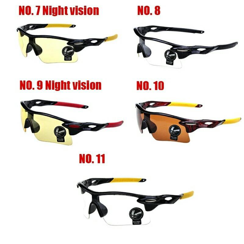 d56a19be4 kit 10 óculos de ciclista sol masculino feminino promoção. Carregando zoom.