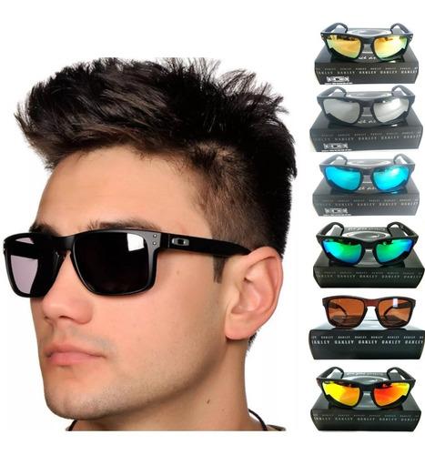 kit 10 oculos de sol hlbrook polarizado frete gratis