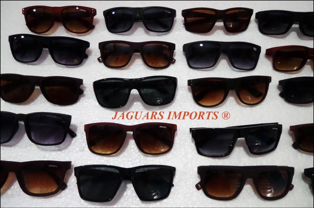 c84951355 kit 10 óculos de sol masculinos ótima qualidade atacado top. Carregando zoom .