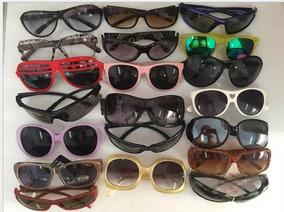 8a32374e4 Kit 10 Óculos De Sol P/revende Atacado Vários Modelos Novo