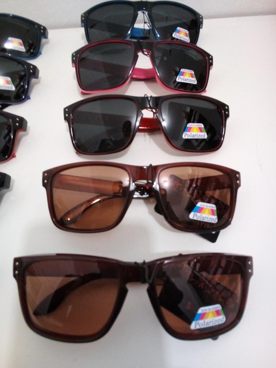 ae6d4ade89328 Kit 10 Óculos Holdbook Polarizado Atacado Masculino - R  150,00 em ...
