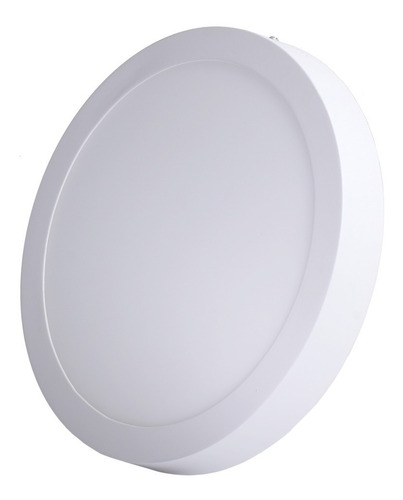 kit 10 painel plafon led 25w sobrepor branco frio 6000k