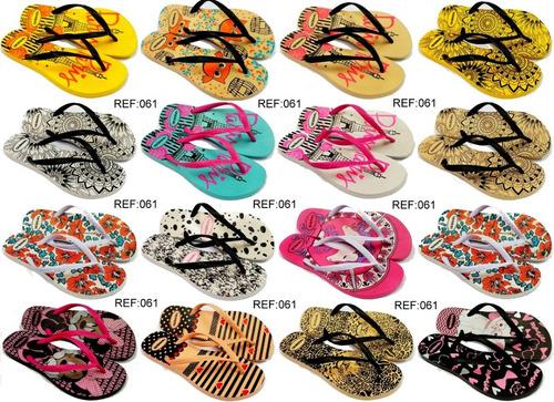 kit 10 pares d chinelos havaianas top slim preço atacado yo7
