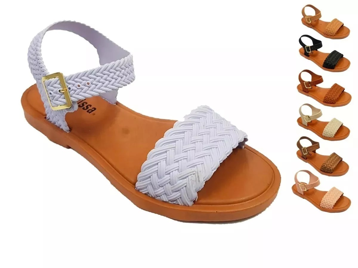 6597ba4c9 kit 10 pares sandália rasteirinha mar sandal atacado revenda. Carregando  zoom.