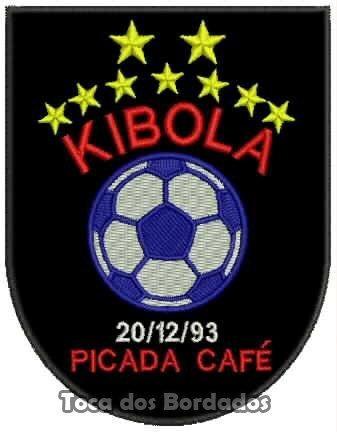 kit 10 pçs patch bordado escudo distintivo time de futebol