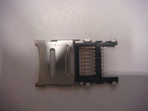 kit 10 pçs slot para cartão de memoria sd tablet gps celular