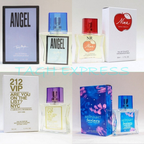 kit 10 perfumes similares fragrancias famosas atacado