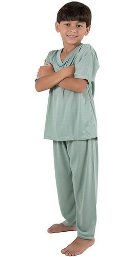 kit 10 pijama infantil masculino- roupas de menino inverno