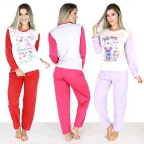968927703 Kit 10 Pijamas Atacado - Moda Íntima e Lingerie no Mercado Livre Brasil
