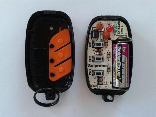 kit 10 pilhas 23a 12v gp p/ controle portão alarme