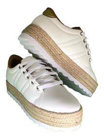 3ce0b9f933 Tenis Salto Flat Plataforma - Calçados, Roupas e Bolsas com o ...