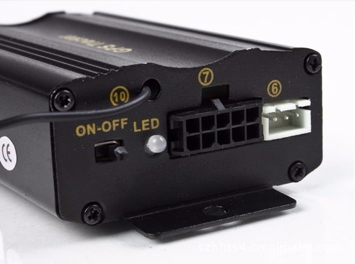 kit 10 rastreador gps coban bloqueador veicular tk103b botão